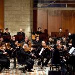 con Mario Rosini e l'Orchestra della Magna Grecia